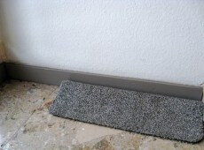 Image indicating leakage area
