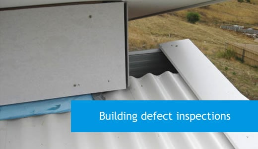 Building defect inspections